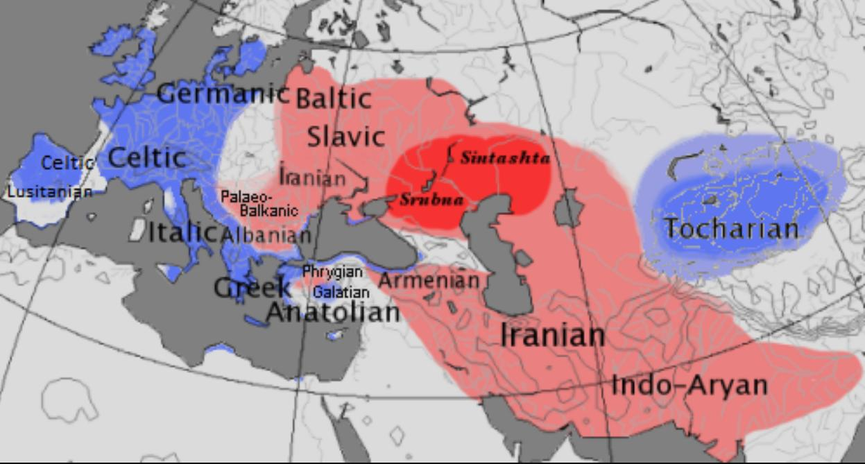 New genetic study lends strength to 'Aryan Migration' theory